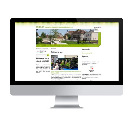 Maires ruraux 71- site internet