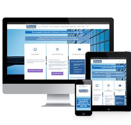 FS Consultant – expert assurance – site internet